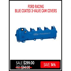 Cam Covers