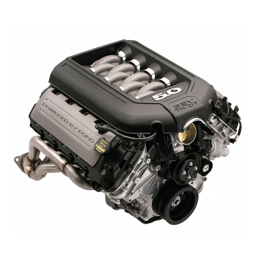 5.0L DOHC ALUMINATOR CRATE ENGINE FOR SUPERCHARGED