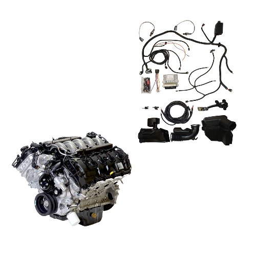 2015 5 0L COYOTE CRATE ENGINE AND CONTROLS PACK