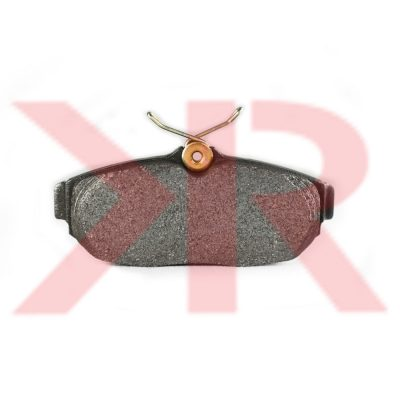 Mustang Racing Rear Brake Pads