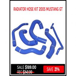 RADIATOR HOSE KIT