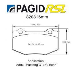 PAGID RSL 8208